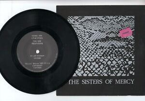 """The Sisters of Mercy  7""""  Vinyl Single  ANACONDA  ©  1983"""