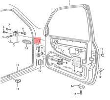 Front Vented Brake Discs VW Lupo 1.4 16V Hatchback 99-05 100HP 256mm