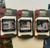 Star Wars Galaxys Edge Ltd Ed Lot 3 Pins 1st Order Black Spire Kylo Stormtrooper