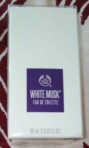 The Body Shop - Eau de Toilette femme WHITE MUSK vapo 60ml neuf sous blister