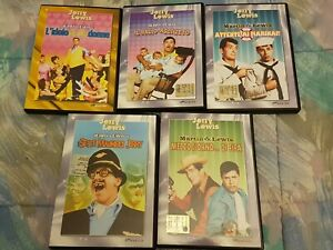 Jerry Lewis Blocco 5 DVD