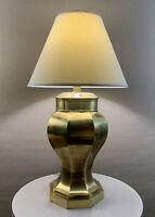 Vintage Mid Century Retro Regency Brass - Frederick Cooper - Table Lamp