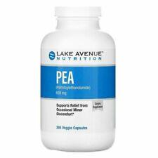Lake Avenue Nutrition Pea (palmitoylethanolamide) 600 MG per Serving