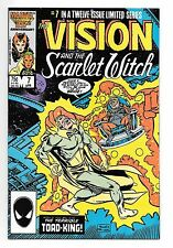 The Vision and the Scarlet Witch #7 (Apr 1986, Marvel)