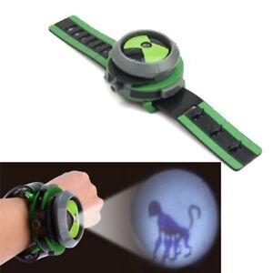 BEN 10zehn Projektoruhr Alien Force Omnitrix Illumintator Armband Kind spielzeug