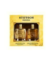 Stetson Original Cologne and After Shave Gift Set + Eyebrow Trimmer
