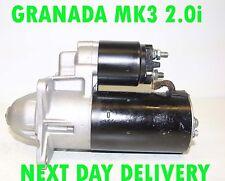 FORD GRANADA MK3 2.0i 1989 1990 1991 1992 1993 1994 STARTER MOTOR BOSCH