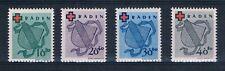 A1517 - BADE - Timbres N° 38 à 41 Neufs*