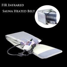 Far Infrared FIR Sauna Detoxification Belt Fat Burning Body Fitness Massager