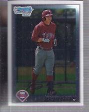 2010 Bowman Chrome Prospects #BCP152 Jeremy Barnes Philadelphia Phillies