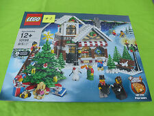LEGO *NEW* 10199 #2 Winter Toy Shop 2009 Sealed box Retired Set
