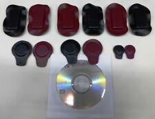 6 Pair Set Of Magnets Ceramic Neodymium For Biomagnetismo Biomagnetism Goiz