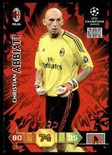 Panini Adrenalyn XL UEFA Champions League 2010/2011 AC Milan Christian Abbiati
