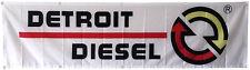 Detroit Diesel Flag Automotive 2X8FT Banner