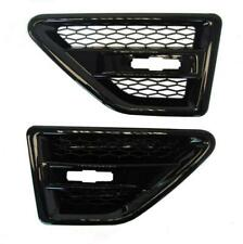 Black Side Air Vents Compatible 10-14 Land Rover LR2 Freelander 2   FL18