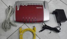 FRITZ! Box 3390  Modem Router Wireless N 900 ADSL2+, Fibra (VDSL), , 4 LAN Gb