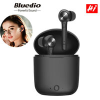 Bluedio Hi TWS Earbud Headphone Bluetooth Stereo Sport Earphone Wireless Headset