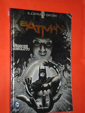 BATMAN-CAVALIERE OSCURO- N°17-terrore assoluto -MONDADORI- DC COMICS LION- nuovo