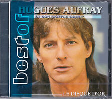 CD 12T HUGUES AUFRAY & SON SKIFFLE GROUP LE DISQUE D'OR BEST OF 2002 NEUF SCELLE