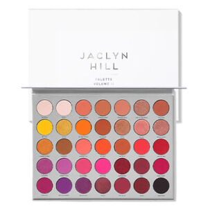 MORPHE x JACLYN HILL PALETTE VOLUME II HMUA Best Seller Eyeshadows 35 colours