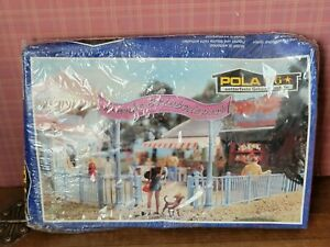 POLA G SCALE #1872 THE ENTRANCE GATEWAY KIT CARNIVAL
