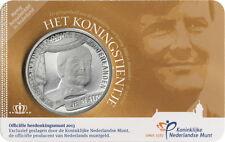Niederlande 10 Euro 2013 Coincard König Willem Alexander