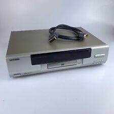 New listing Kenwood Dvf-3050 Dvd Vcd Cd player. *Video Cd*