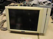 "Fujitsu 2000 FTP-LCC34/CC34L CA05812-B301 12"" POS LCD ECRAN INCL Stand & MSR"