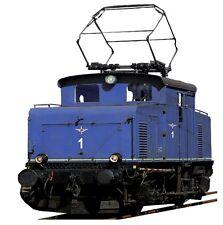 Fleischmann 430003 Ellok E 69 Zahnradlok Zugspitzbahn DC H0