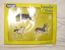Breyer companion animals small dog shetland sheepdog jack russell terrier corgi
