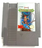 Castlevania II Simon's Quest - Original Nintendo NES - Tested - Authentic