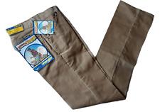 MENS WRANGLER BEIGE STRAIGHT LEG CORD CORDUROY CORDS TROUSERS-32 29 WAIST-34 LEG