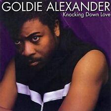 "GOLDIE ALEXANDER knocking do 1985 LP"" (33T) Reissue FUNK MODERN SOUL BOOGIE mp3"