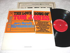 "Jerry Murad ""The Love Song of Tom Jones"" 1964 LP, Nice VG++!, Mono, Columbia"