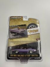 1:64 Greenlight 1970 Dodge Challenger R/T Hemi Convertible by Raceface-Modelcars