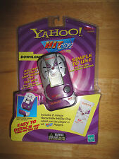 2000 YAHOO! HIT CLIPS DOWNLOADER by TIGER ELECTRONICS *NEW and SEALED*