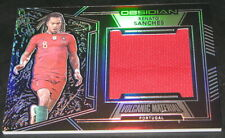 2019-20 Obsidian Renato Sanches Volcanic Material # /149 Portugal