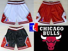 Chicago Bulls NBA SHORTS PANTALONCINO swingman
