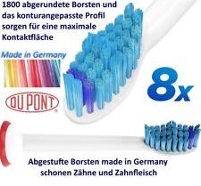Medium Standard Aufsteckbürsten - Ersatzbürsten für Philips Sonicare Aufsätze
