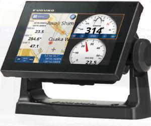 "Furuno GP-1871F Colour LCD 7"" Wide GPS Chartplotter/Fishfinder NEW"