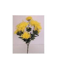 Artificial  flowers & plants Chrysanthemum Bush F32