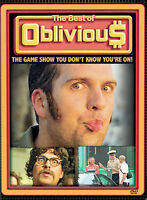 The Best of Oblivious  DVD