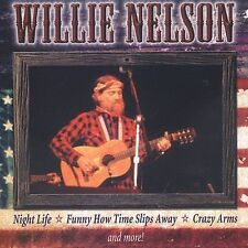 FREE US SH (int'l sh=$0-$3) NEW CD Willie Nelson: All American Country