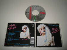 NINA HAGEN / the Muy Best Of Nina (CBS / 467339 2) Cd Álbum