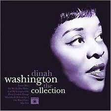 Dinah Washington - The Collection [Audio CD 2006] Import  NEW