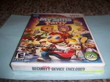 MySims Party  (Wii, 2009) NEW