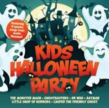 Kids Halloween Party 0654378621123 by Various Artists CD