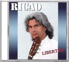 RARE CD / RICAO - LIBERTAD / 13 TITRES (ALBUM) GUITARE GIPSY