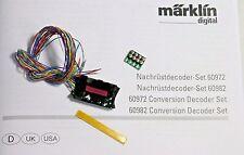 New Marklin Digital 60982 mLD3 Locomotive Decoder mFX & DCC w/ Fast US Shipping!