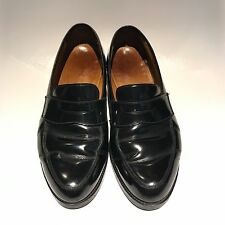 Hugo Boss for Baldessarini Penny Loafers 8EE 235 Last Made by Crockett & Jones